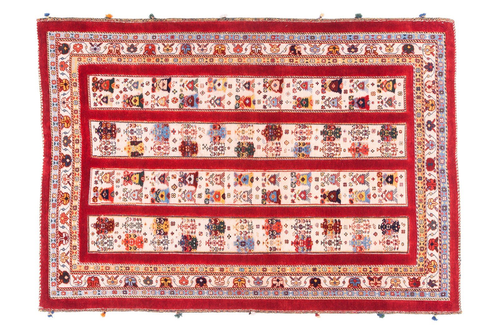 Tribal Soumak Rug