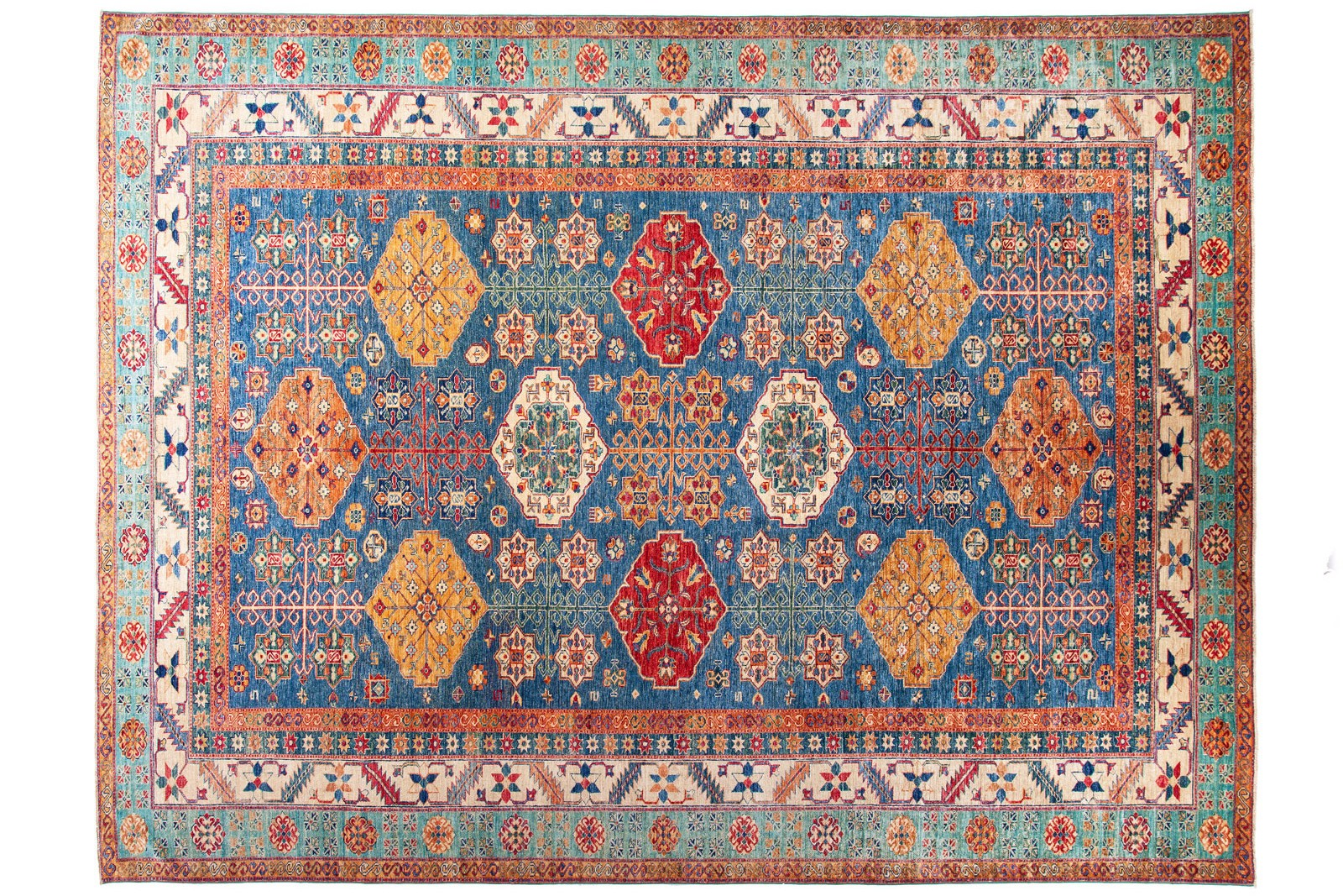 Kazak Royal Tribal Rug